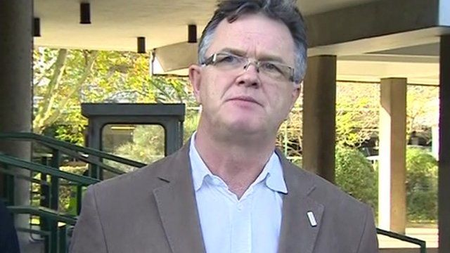 Peter Saunders, Chairman of NAPAC, The National Association for People Abused in Childhood