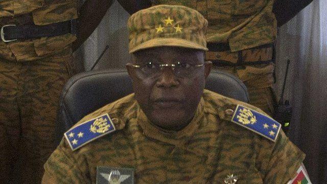 General Honore Traore