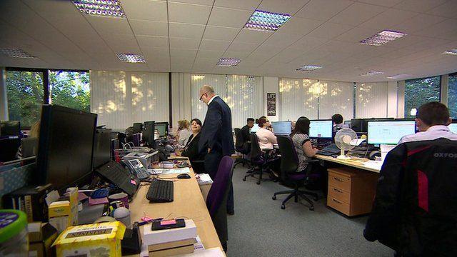 Excalibur office, Swindon