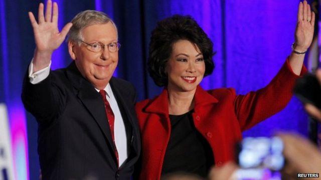 US mid-terms: Republicans win control of the Senate