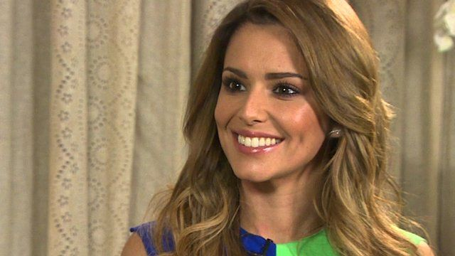 Celebrity Cheryl Fernandez-Versini