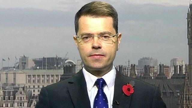 Immigration Minister James Brokenshire MP