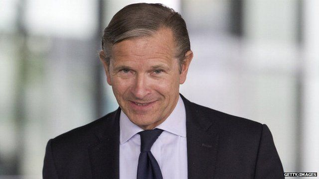 Marc Bolland, Marks and Spencer chief executive