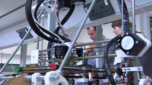 Engineers at Bath University
