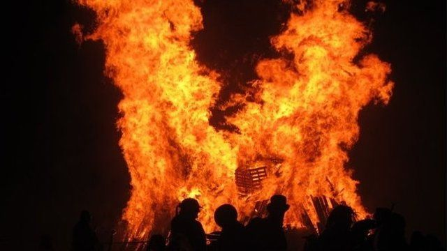 Bonfire Night safety warnings