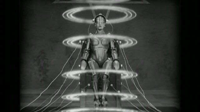 Still from Fritz Lang's Metropolis