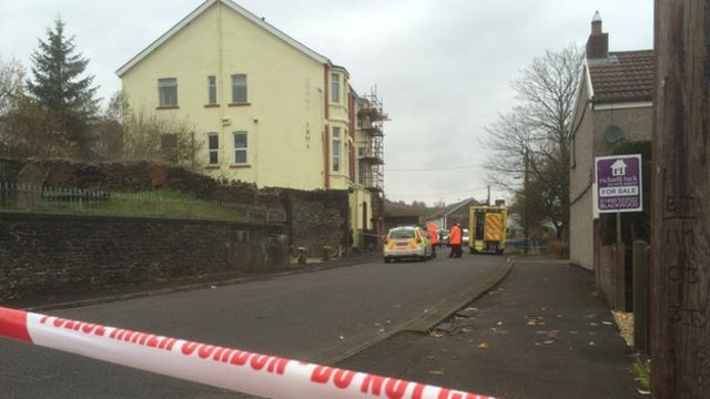 Two dead after cannibal attack at Argoed hostel