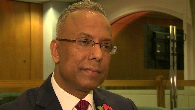 Tower Hamlets mayor Lutfur Rahman