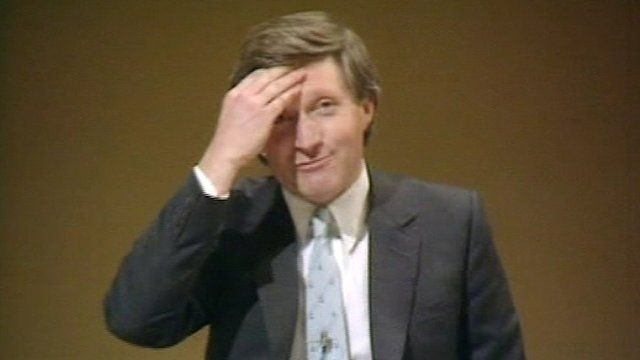 David Dimbleby recounts the tale of the hapless voter in Nottingham who ate his ballot paper