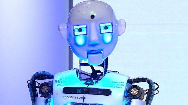 Robot 'Artie'