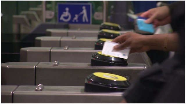 Oyster card users are paying more than those using contactless bank cards