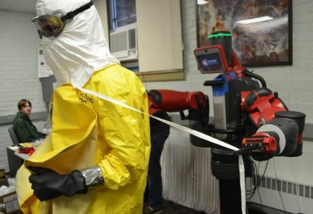 Ebola-tackling robots to be discussed by the White House