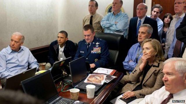 Osama Bin Laden killing: US Navy Seals row over shooting