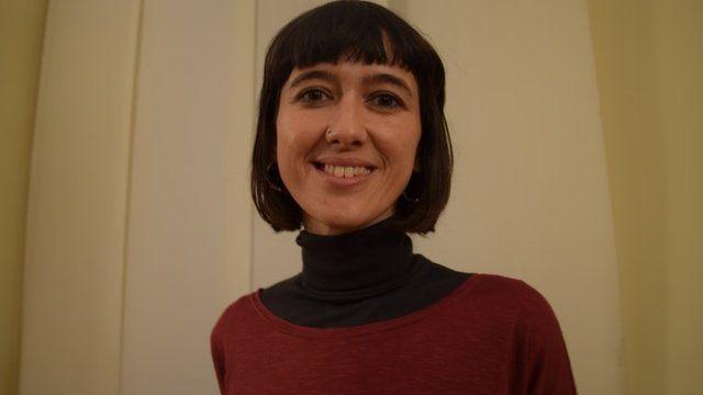 Santa Coloma mayor Nuria Parlon