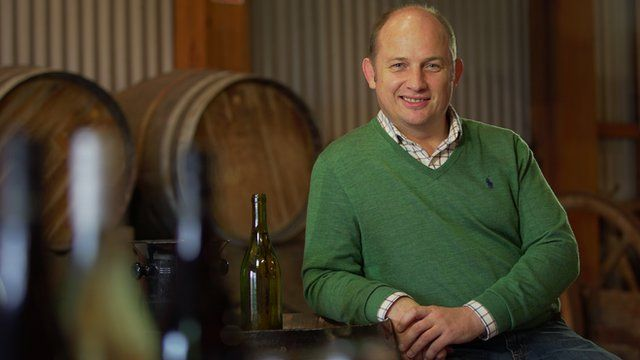 James Agnew, Australian wine maker