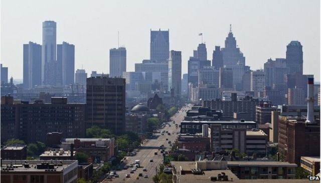 Detroit bankruptcy exit plan approved by US judge