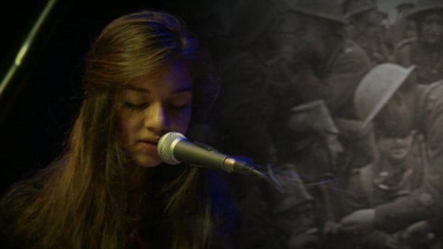 Barnsley song writer Neveah