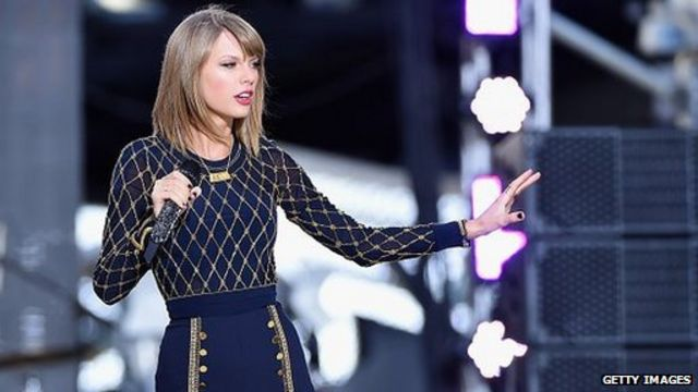 Spotify defends itself against Taylor Swift's criticism