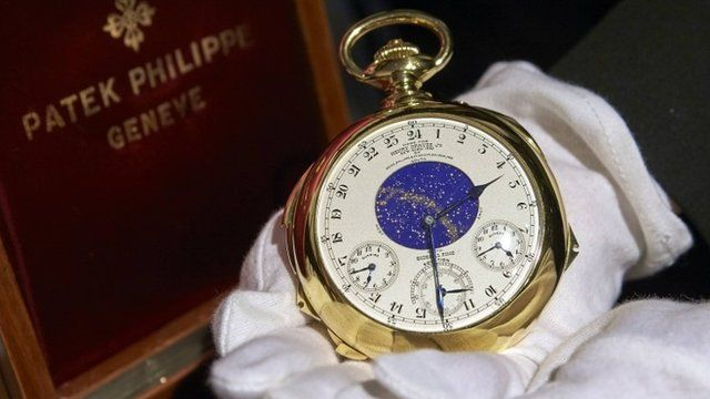 """The Henry Graves Supercomplication"" watch"