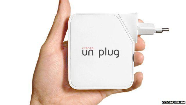 Cyborg Unplug device