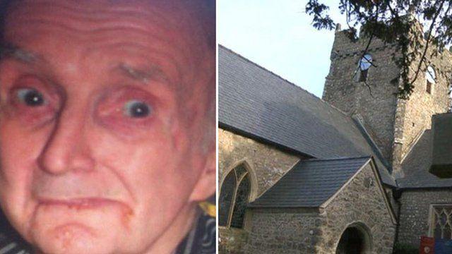 Harold Morgan and the church