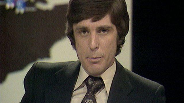 BBC Rewind: Lieutenant Commander Bill Boaks