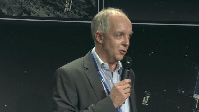 Dr Stephan Ulamec