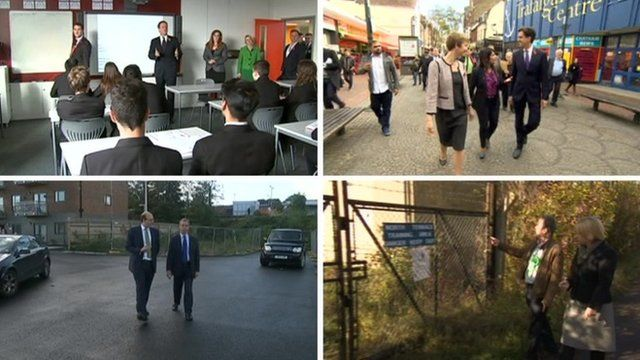 Rochester and Strood by-election candidates