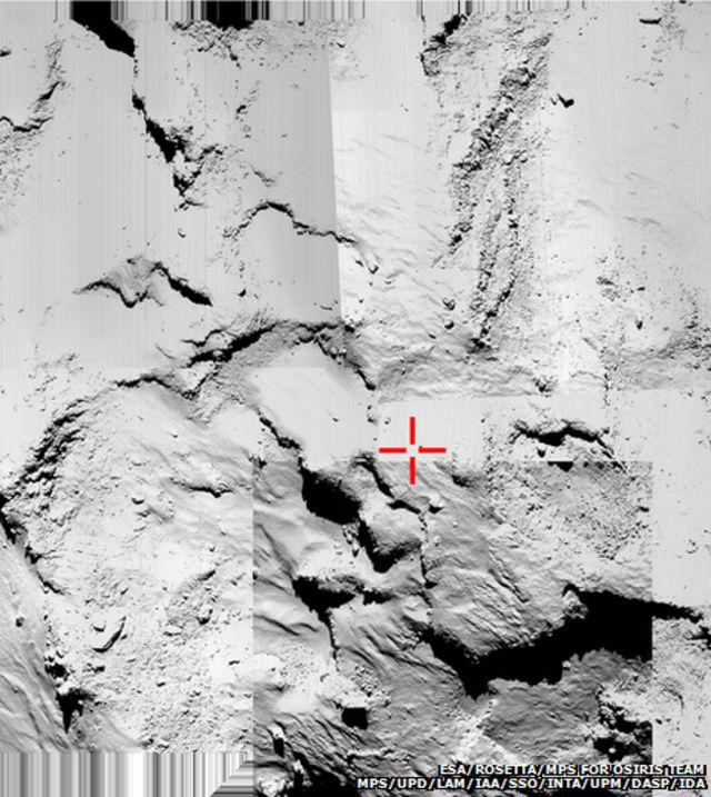 Rosetta: Battery will limit life of Philae comet lander
