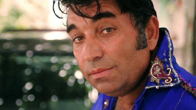 Tudor Lakatos, also known as Elvis Romano