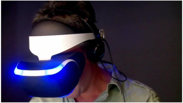 Samsung's kick start of the virtual reality market