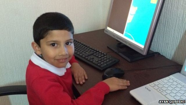 Five-year-old passes Microsoft exam