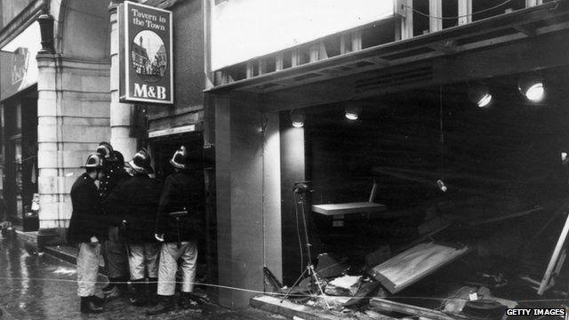 Birmingham Bombing 1974