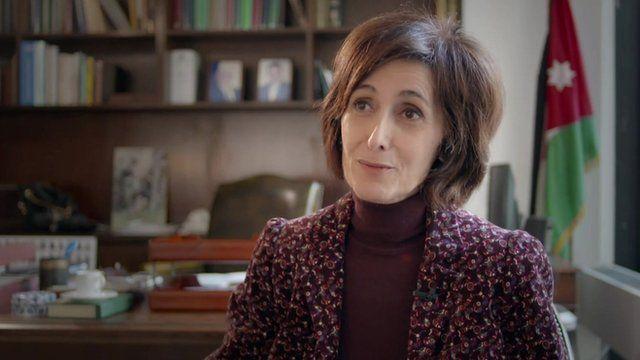 Jordan's permanent representative, Dina Kawar is the latest women to join the council