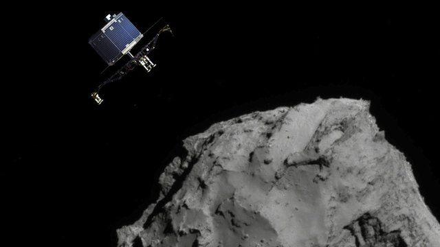 Philae space lander