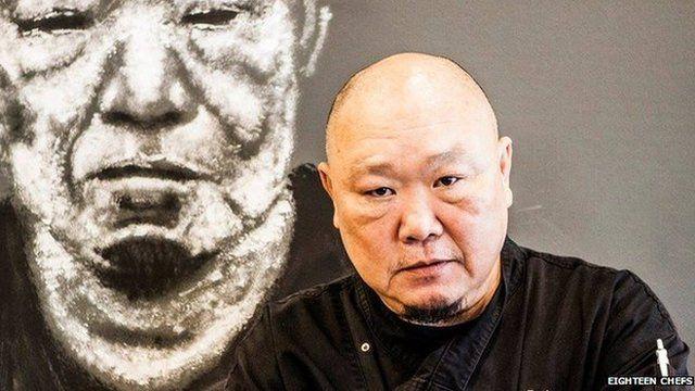 Chef and social entrepreneur Benny Se Teo