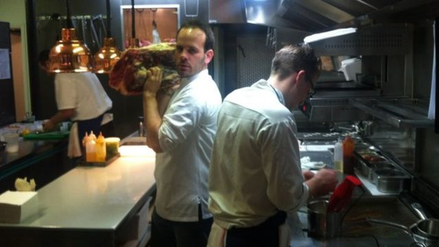 Paris chefs call for end to French kitchen violence
