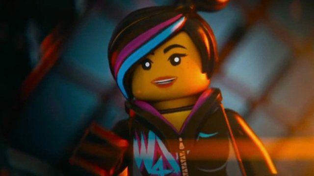 Lego character Wyldstyle