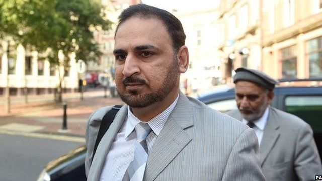 Birmingham neurosurgeon Nafees Hamid denied sex attacks on patients at the Queen Elizabeth and Priory hospitals