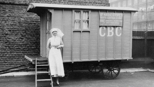 Marie Stopes birth control clinic