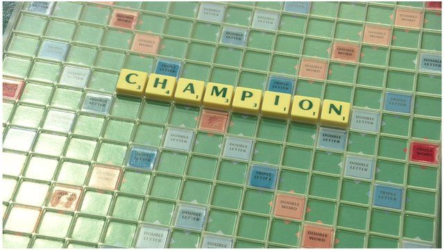 High drama at Scrabble championship