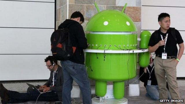 'Sophisticated' Android malware hits phones