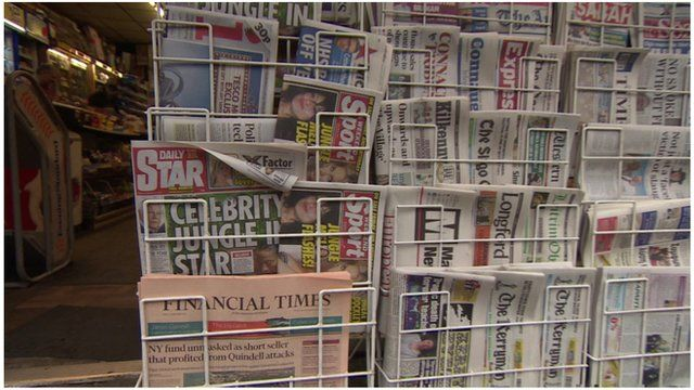 A Carshalton mother successfully campaigns for newspapers to be 'kept from child's eyes'