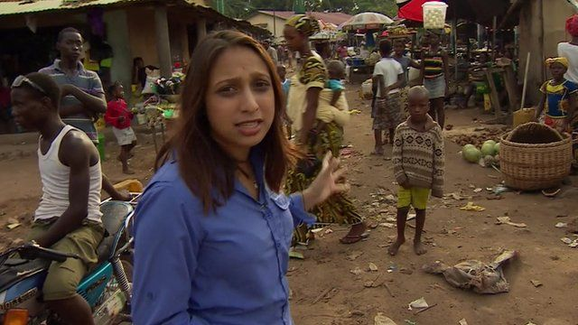 A journey through West Africa's Ebola stricken countries