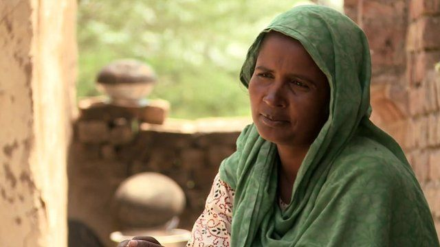 Salma, who was trafficked to be married at the age of 12