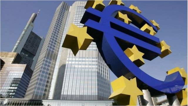 Eurozone area may be in 'persistent stagnation trap' says OECD