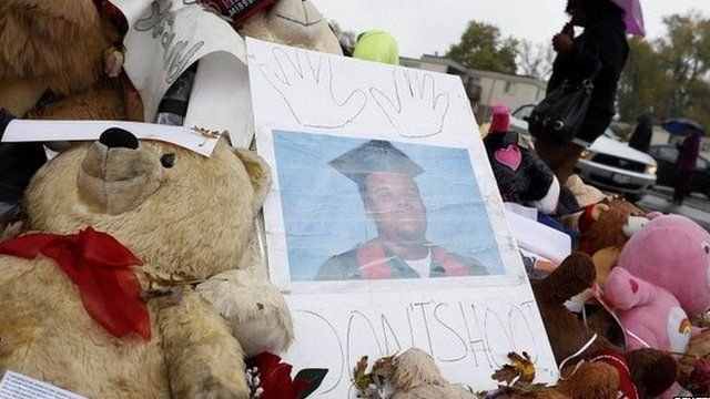 Photo of Michael Brown