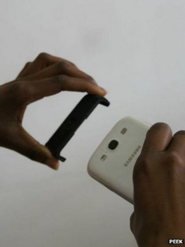 Peek's smartphone eye team in crowdfund appeal