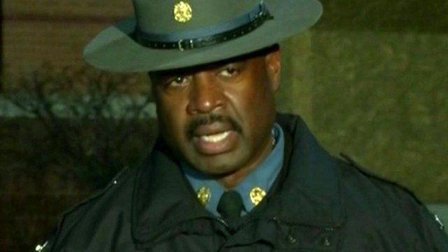Captain Ron Johnson of Missouri Highway Patrol