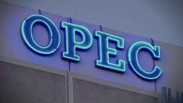 Opec headquarters, Vienna, Austria, file pic